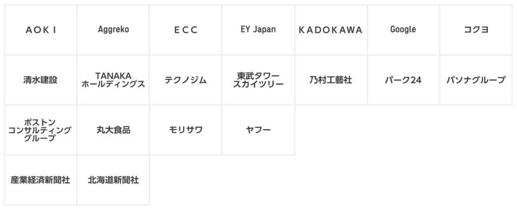 東京2020オリンピックオフィシャルサポーター