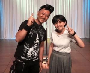 父の池田哲也さんと娘の池田レイラさんのM1グランプリ2019の1回戦