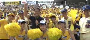 2019夏甲子園優勝候補・星稜高校のチアリーダー