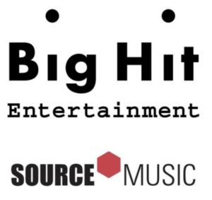 BigHit EntertainmentがSOURCE MUSICを買収2019年7月29日