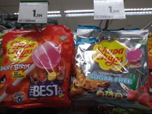 スペインのおすすめのお菓子・チュッパチャプス2