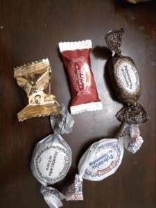 スペインのおすすめのお菓子・・ポルボロン