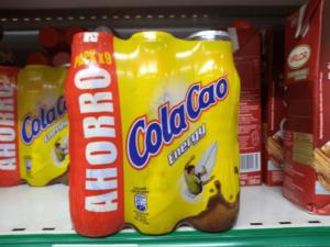 スペインのおすすめのお菓子・Colacao(コラカオ)
