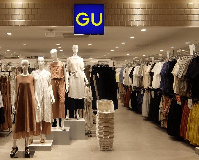 GU福袋2020レディースの中身・予約方法・通販サイト・販売店舗